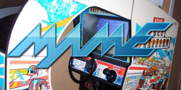MAME delights - driving cab version -