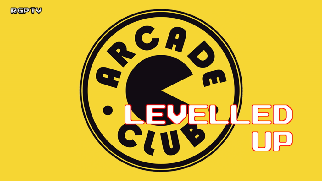 Arcade Club gets Levelled Up